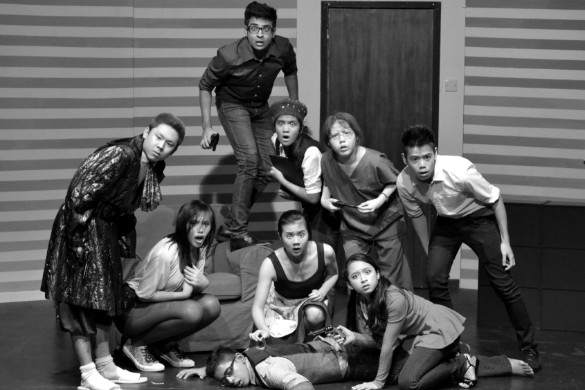 J1 Production 2012