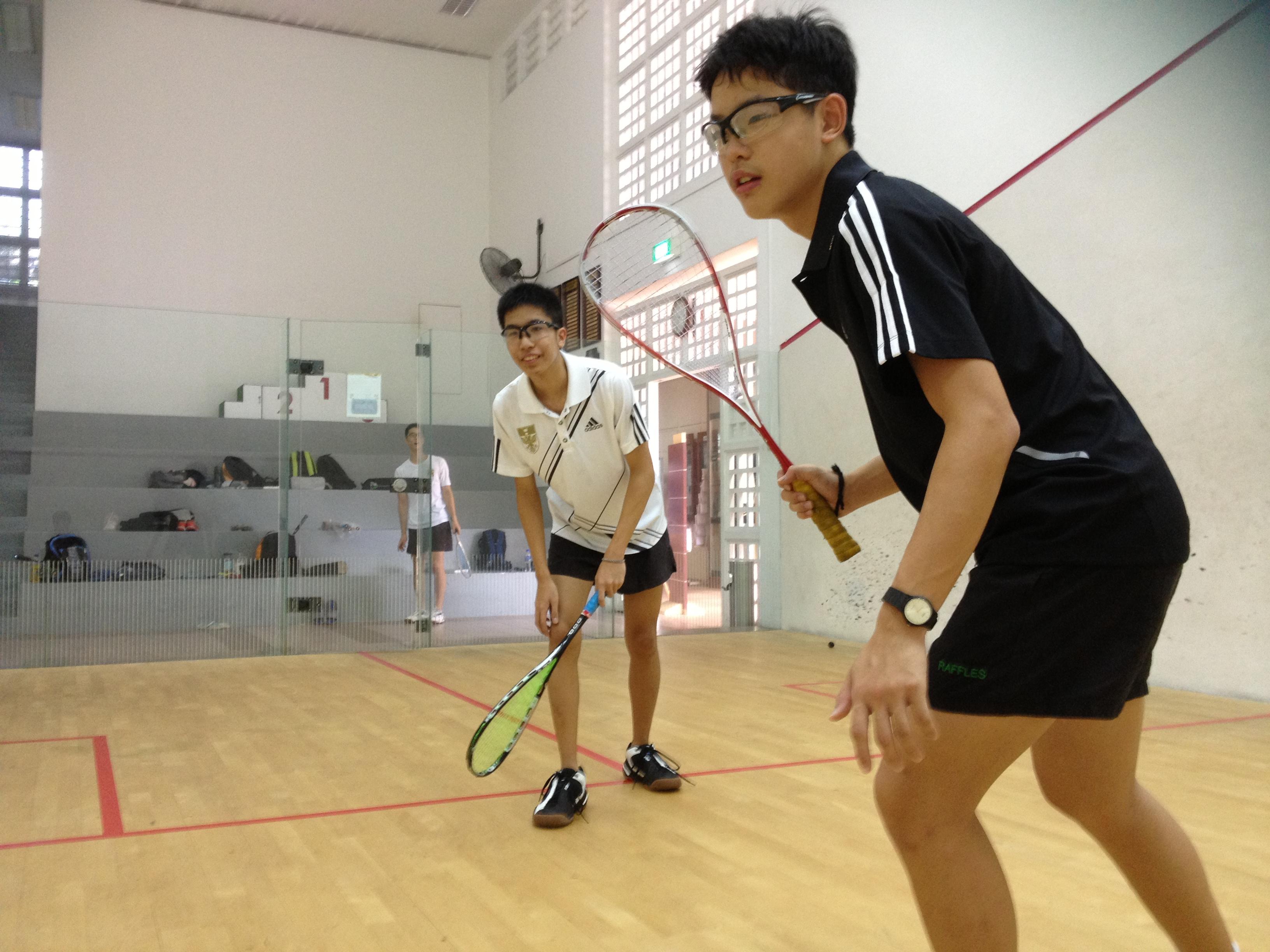 CCA Preview: Squash | Raffles Press