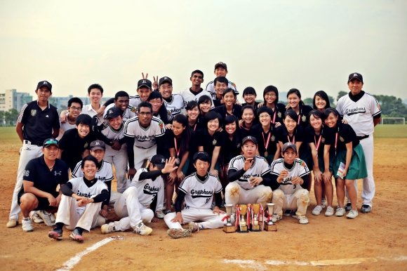 'A' Division Double National Champions of 2012