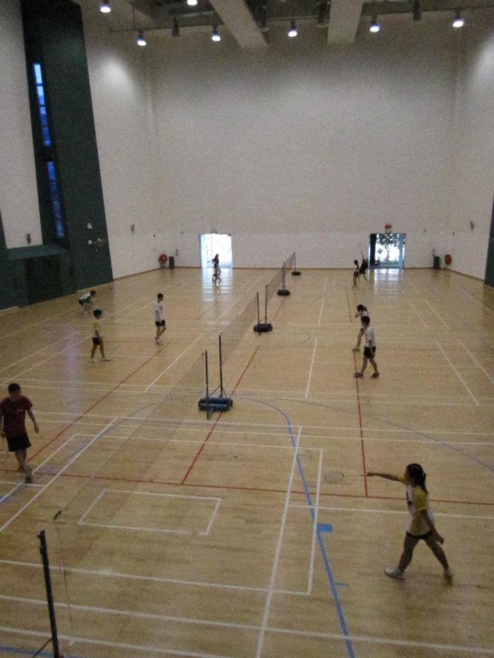 Recre Badminton 02
