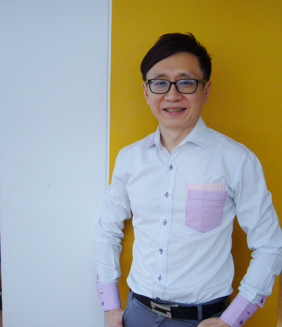 Mr Edmund Kwok, International History tutor
