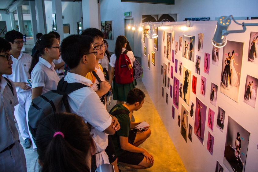 A real crowd-pleaser: RProj as featured by the Raffles Photographic Society