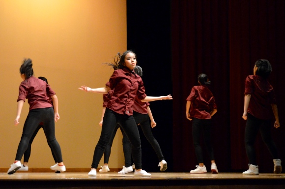 ABCD toyed with many different dance genres, adding to the variety and color of the performances.
