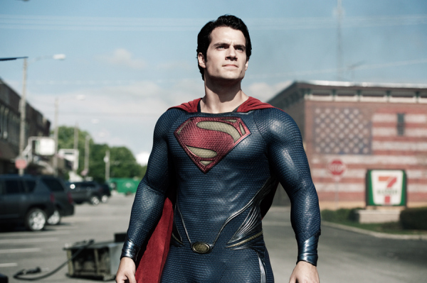 You have to admit, Cavill makes you rethink the attractiveness of spandex.