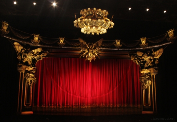 Yards of scarlet curtain, a chorus of golden angels, a precariously hanging chandelier- the Opera Garnier is the majestic setting of the strange events that occurred in the 1880s