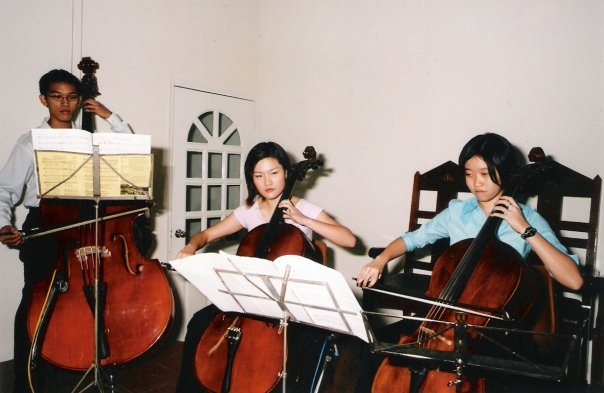 cello photo