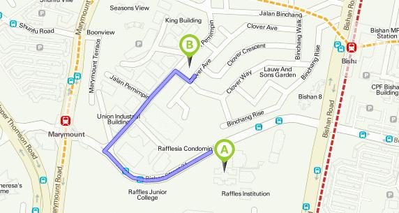 Jai Thai route
