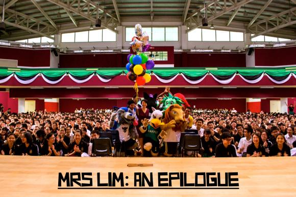 Mrs Lim An Epilogue