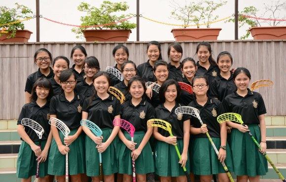 Floorballgirls