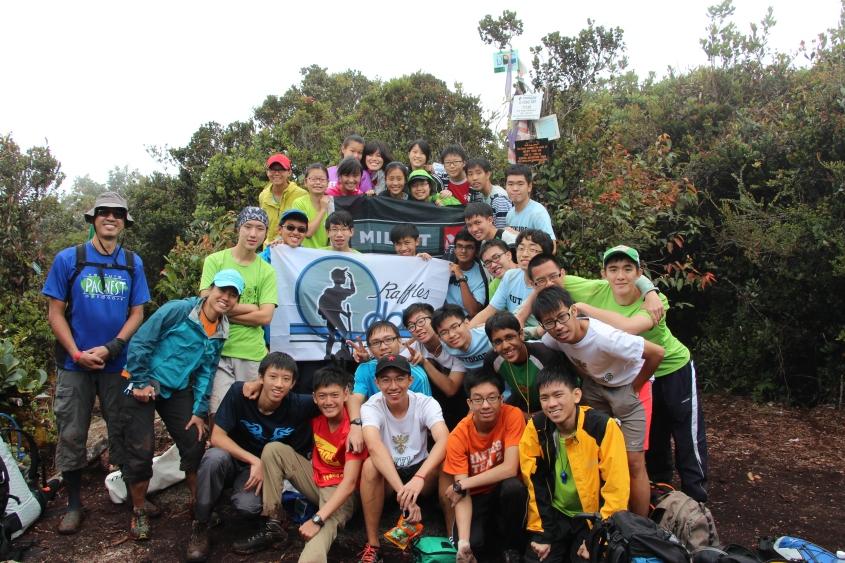 ODAC'29 Mt Yong Yap, Malaysia, June Expedition