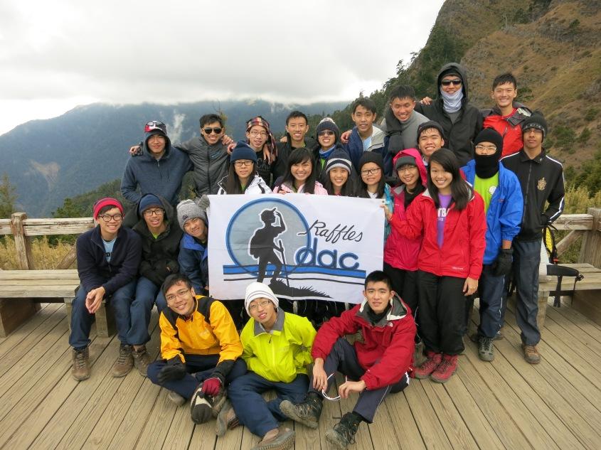 ODAC'29 Xueshan, Taiwan, December Expedition