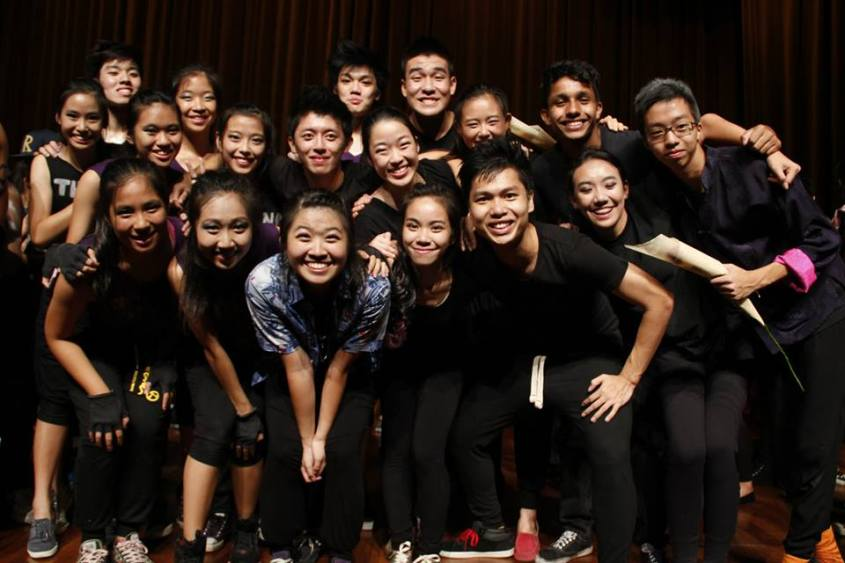 """Ultimately, Dancefest was more of a collaborative group effort than it was a competition."""