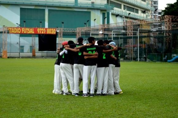 The cricket team