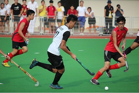 Ramzi weaving through a congested ACJC defence