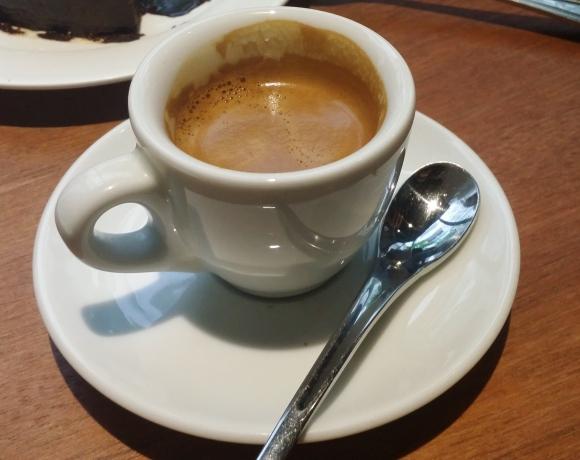 Double Espresso ($4)