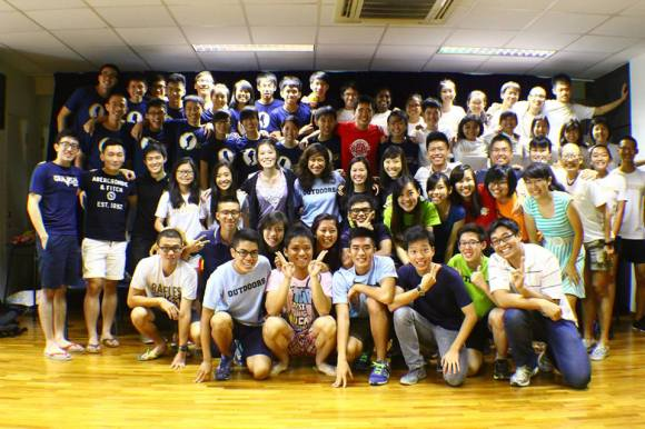 ODAC 16, 24, 27, 28, 29, 30 at ODACIA 2014, our CCA homecoming event