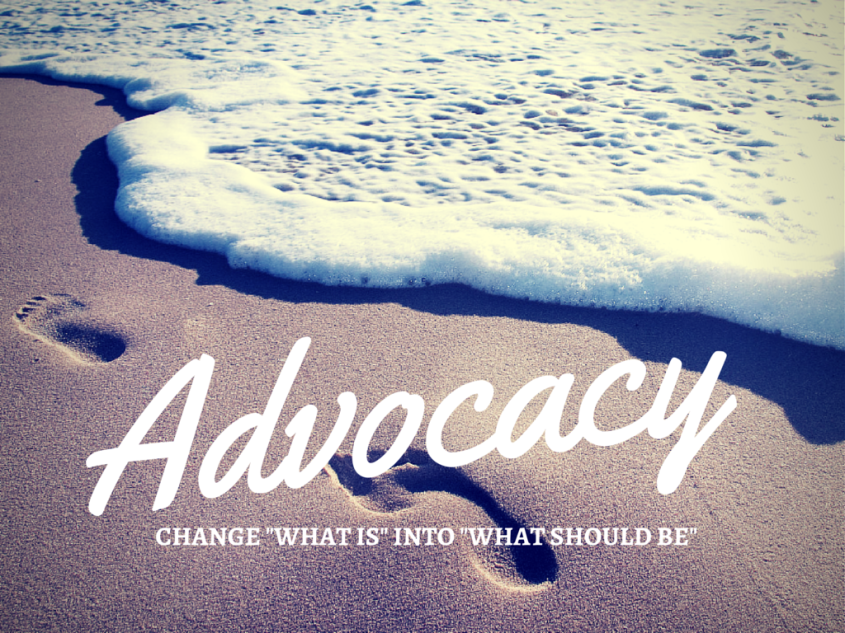 """What is """"Advocacy""""?"""
