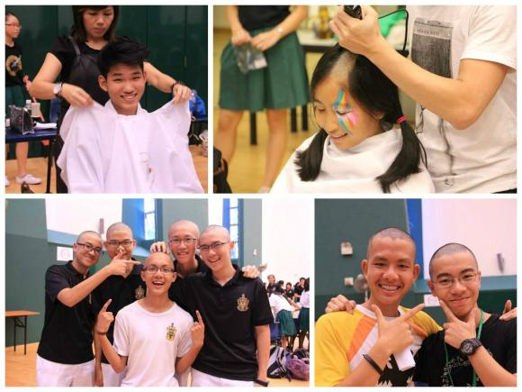 Hair For Hope 2014: 234 shavees, over $40,000 raised. Read more at https://rafflespress.com/2014/08/01/6587/
