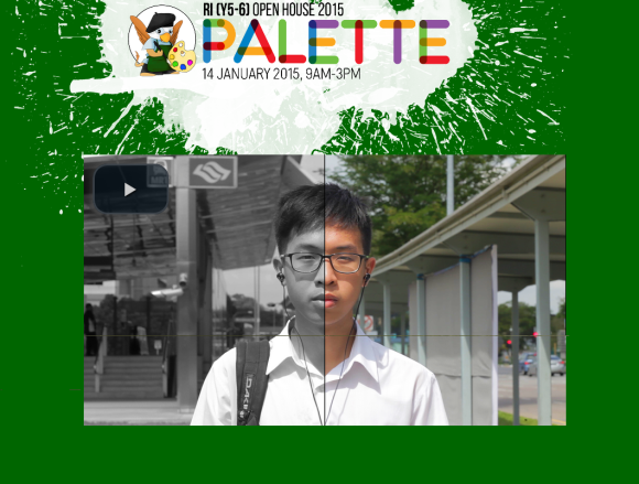 Watch the Raffles Palette video here!