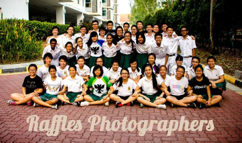 Raffles Photographers (Batch of 2014-2015)