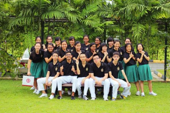 Batch of 2014-2015
