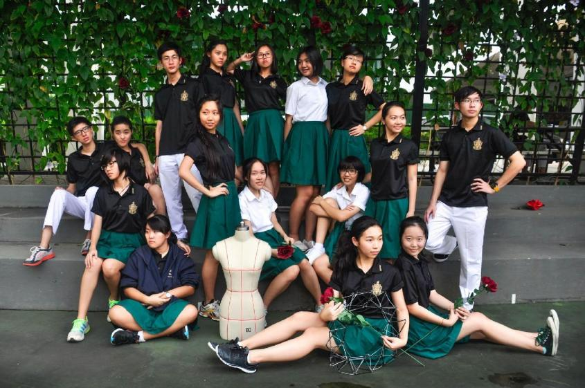 Raffles Runway batch of 2015