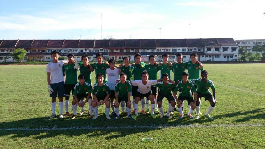 The Soccer (Boys) team