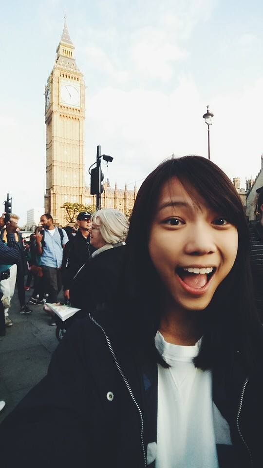 Perks of studying abroad? You can choose to be a tourist any day.