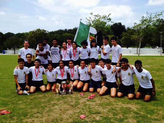 A Division Cross Country Team 2015