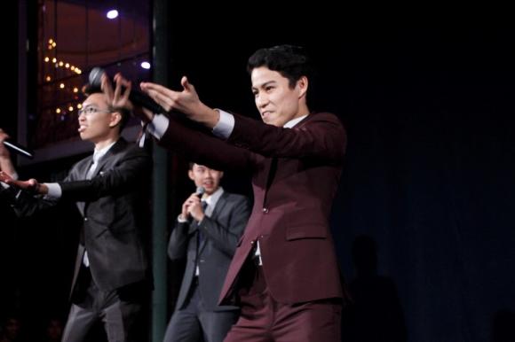 """Come friends, do the macarena with me!"" - Hiak Jun Jie"
