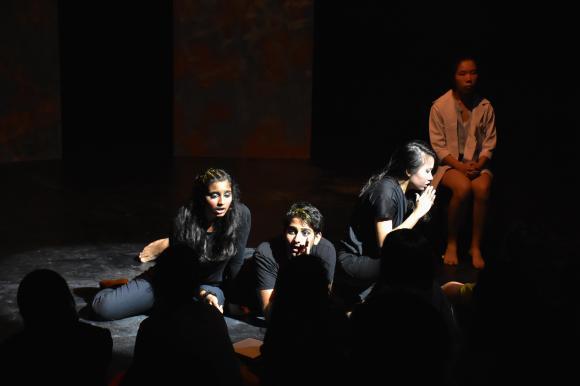 7_Sreshya, Vasu, Wen Wen, Valerie (Banter)