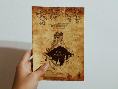 concertbooklet