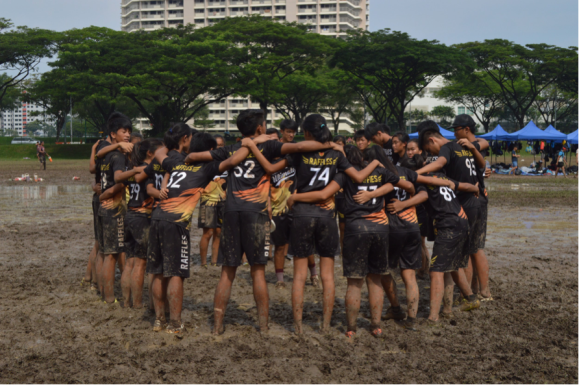 Camaraderie is what allows the team to succeed