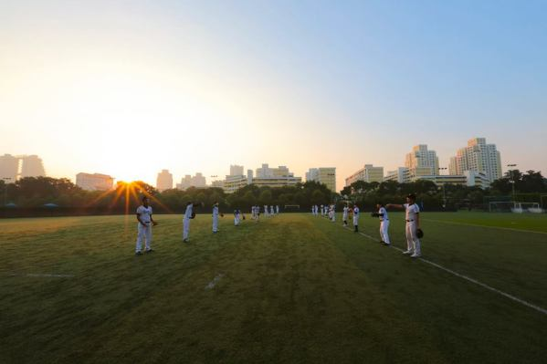 softball-sunrise