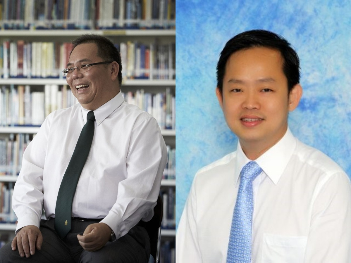 BREAKING: Mr Chan Poh Meng to retire as RI principal, Mr Frederick Yeo to take over