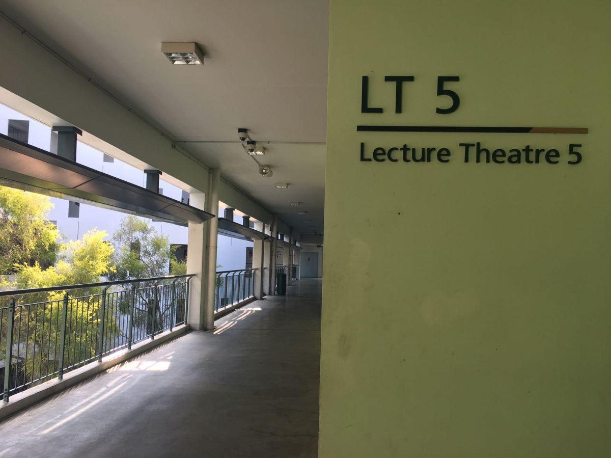 Lecture Go Where?