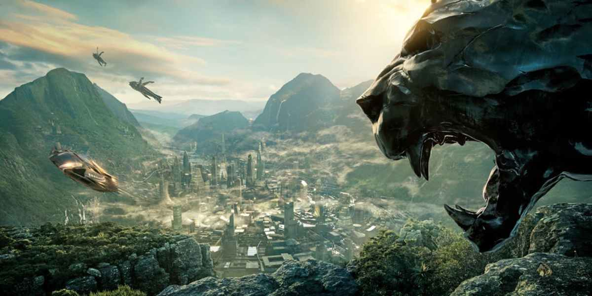 Imagining the World of Black Panther: Wakanda Life is That?