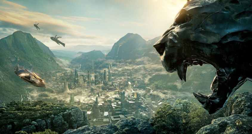 """Résultat de recherche d'images pour """"Black Panther, wakanda"""""""