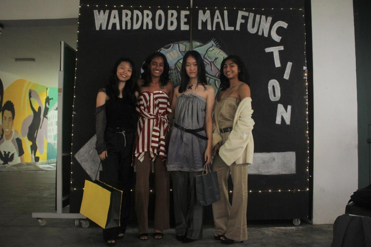Wardrobe Malfunction - International Understanding Week 2018