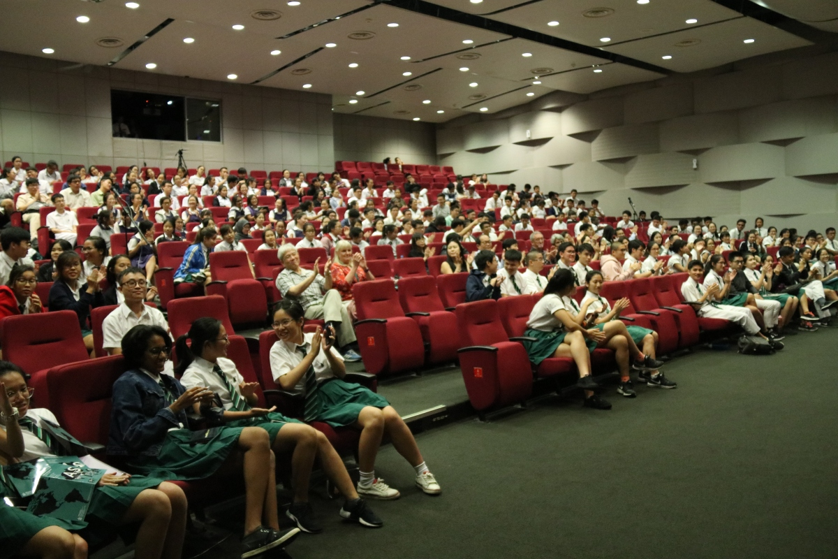 "Raffles Asia Programme Symposium Shows Audiences ""Why Asia"""
