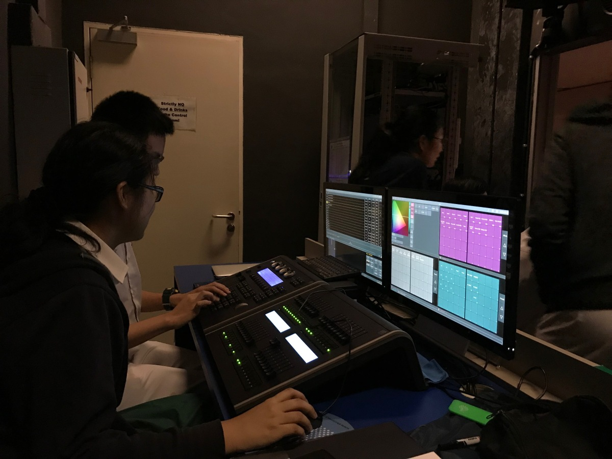 Spotlight on the Control Room: Behind the Scenes with AVU